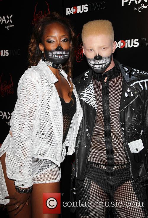 Keenyah Hill and Shaun Ross 3