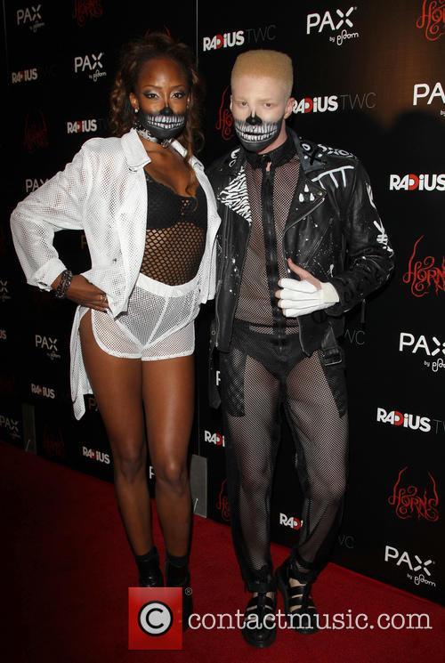 Keenyah Hill and Shaun Ross 1