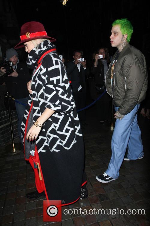Rita Ora and Ricky Hill 2