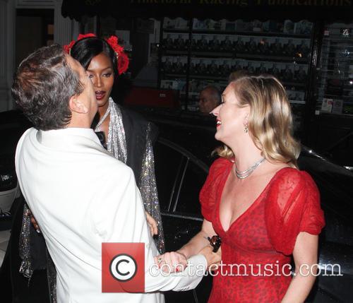 Mario Testino, Naomi Campbell and Kate Moss 5