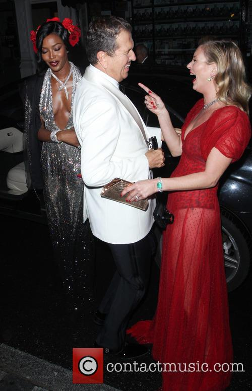 Mario Testino, Naomi Campbell and Kate Moss 7