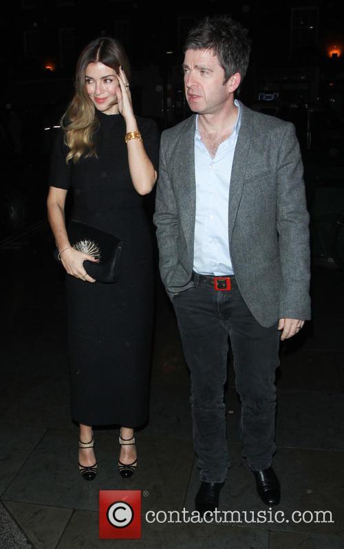 Noel Gallagher and Sarah Macdonald 6