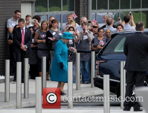 Queen Elizabeth II and Prince Philip, Duke of...