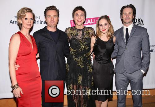 The Real Thing cast