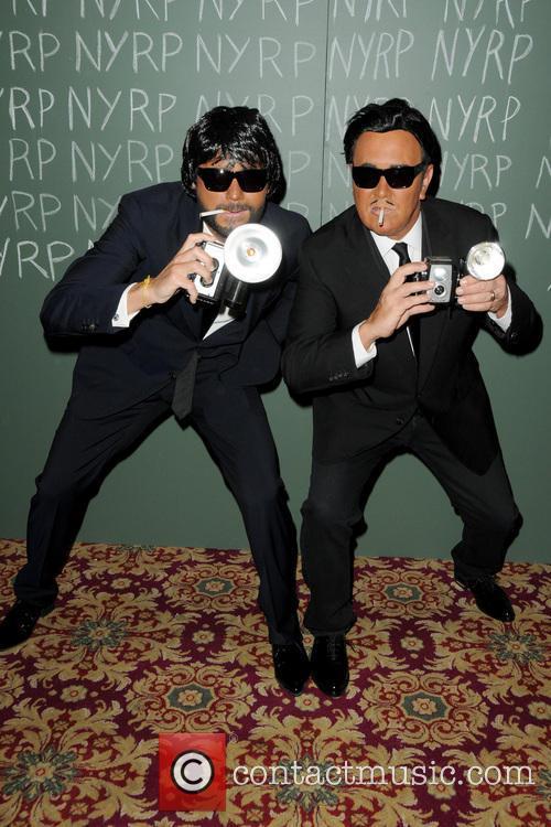Lance Lepere and Michael Kors 2