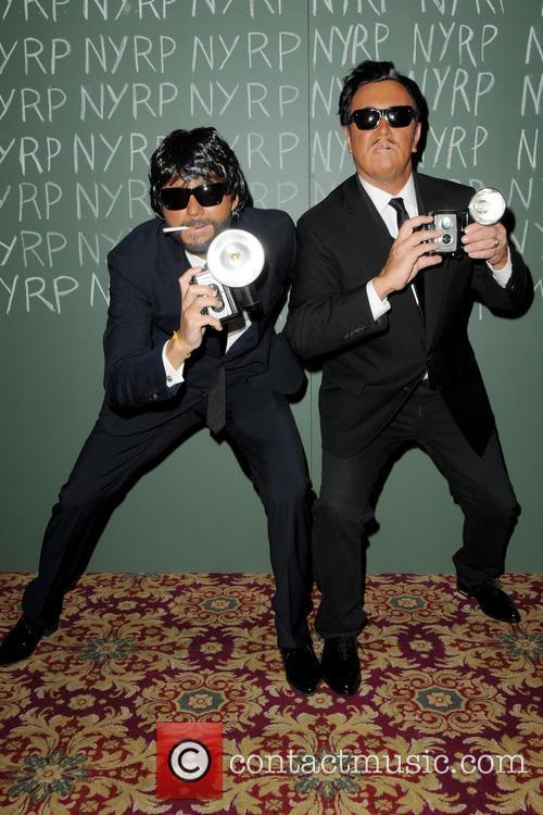 Lance Lepere and Michael Kors 1