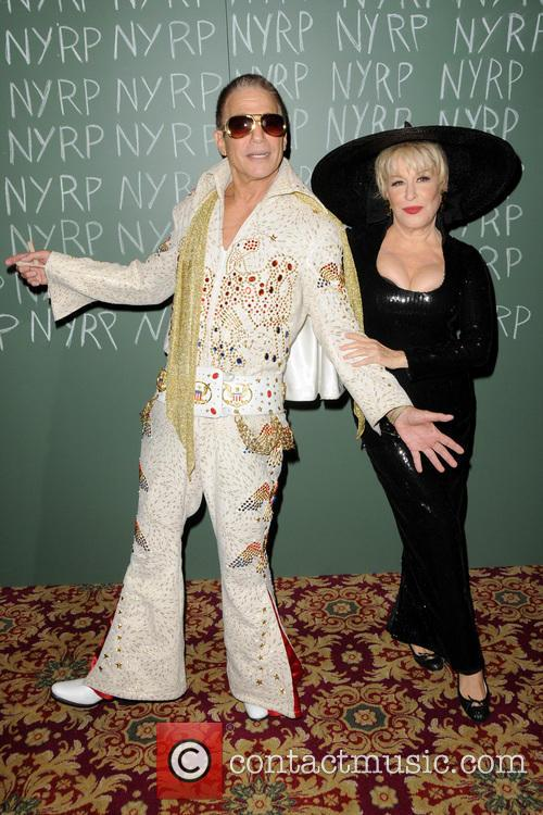Tony Danza and Bette Midler 7