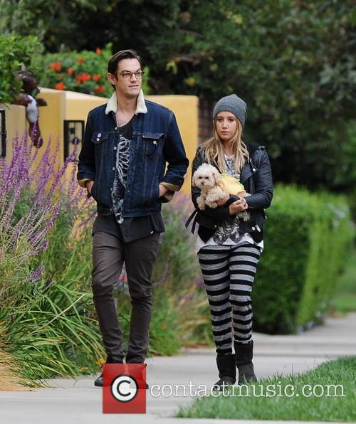 Ashley Tisdale and Christopher French 10
