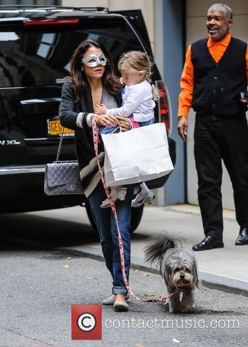 Bethenny Frankel and Bryn Hoppy 5