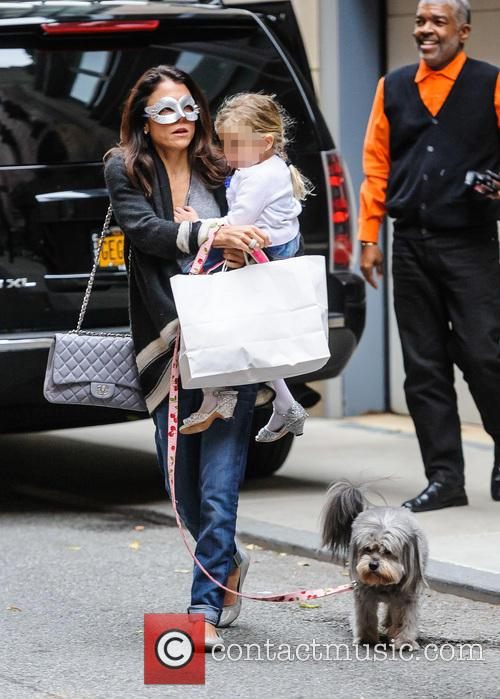 Bethenny Frankel and Bryn Hoppy 6