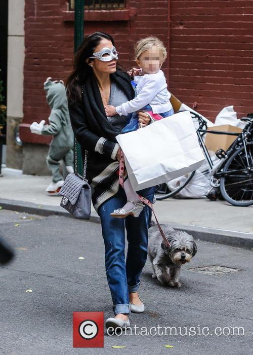 Bethenny Frankel and Bryn Hoppy 7