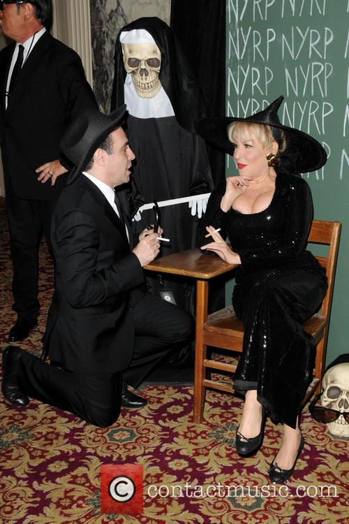 Mario Cantone and Bette Midler 4
