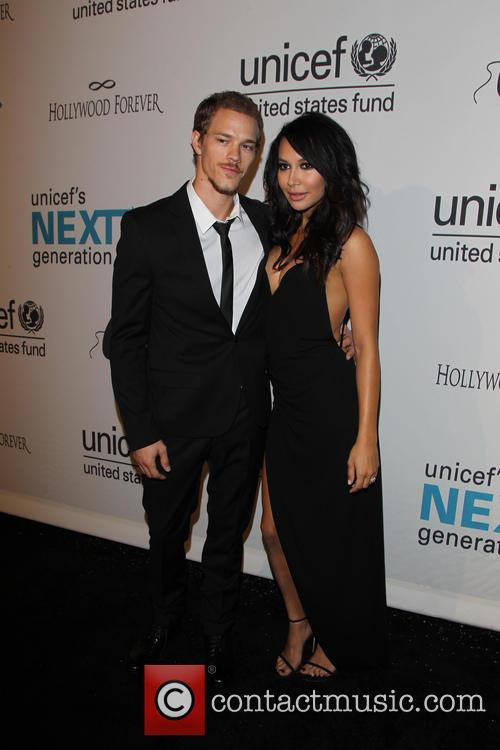 Ryan Dorsey and Naya Rivera 2