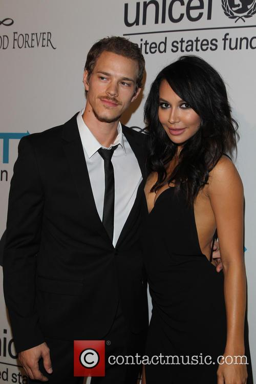 Ryan Dorsey and Naya Rivera 1