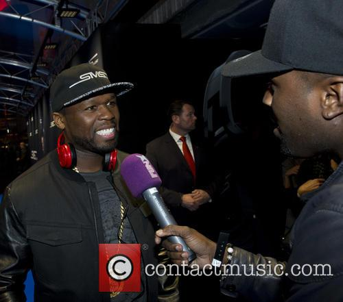 50 Cent and Curtis James Jackson Iii 11