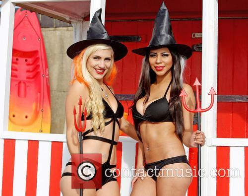 Sophie Lambert and Stephany Parades 10