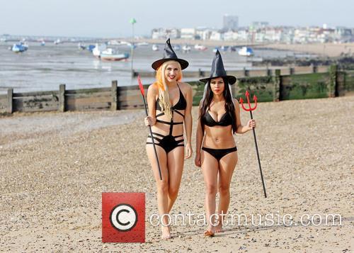 Sophie Lambert and Stephany Parades 11
