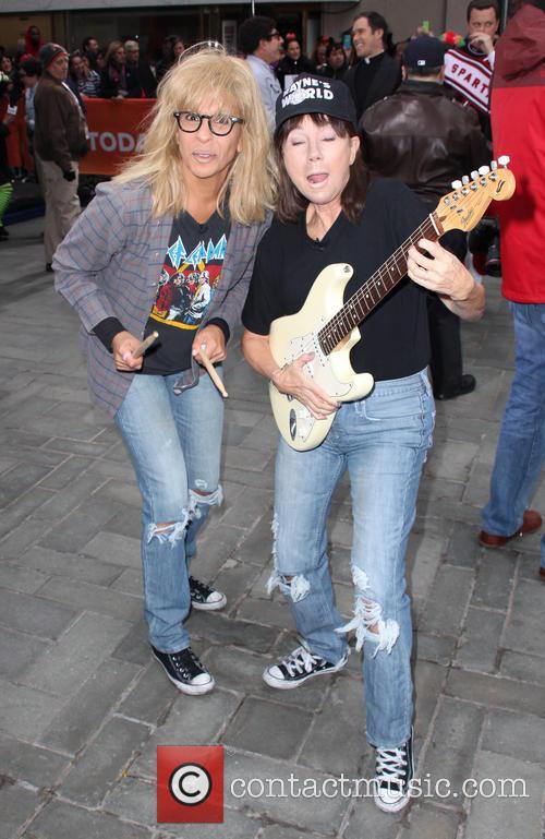 Hoda Kotb and Kathie Lee Gifford 1
