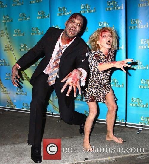 Kelly Ripa and Michael Strahan 10