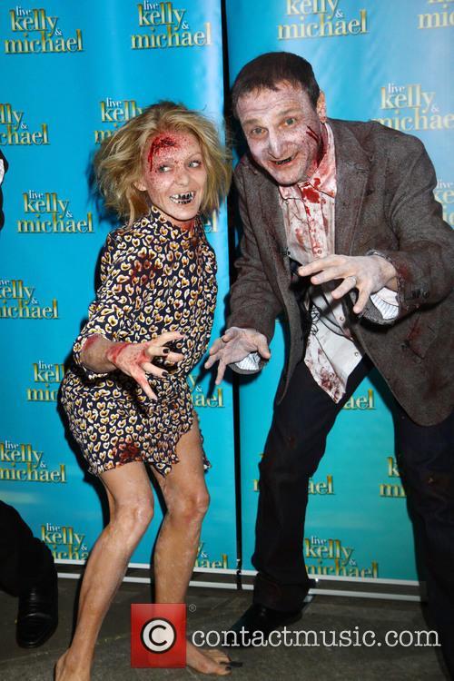 Michael Gelman and Kelly Ripa 2