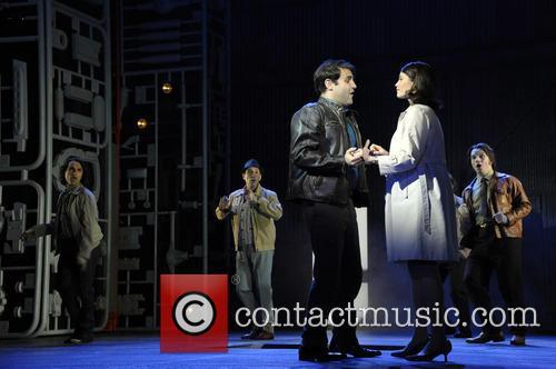 Adrian Der Gregorian and Gemma Arterton 3
