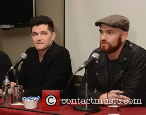 Danny O'donoghue and Mark Sheehan - The Script 2