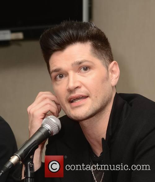 Danny O'donoghue and The Script 5