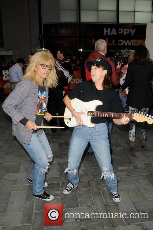 Hoda Kotb and Kathie Lee Gifford 3