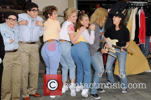 Matt Lauer, Savannah Guthrie, Jenna Bush Hager, Meredith Vieira, Hoda Kotb and Kathie Lee Gifford