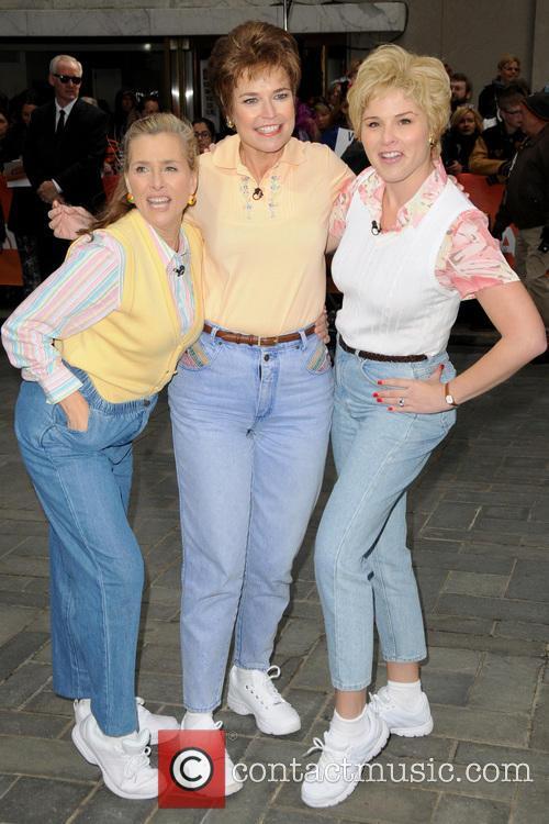 Meredith Vieira, Savannah Guthrie and Jenna Bush Hager 3