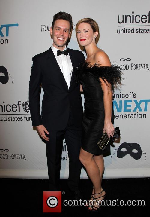 Matthew Hoffman and Bridget Regan 5