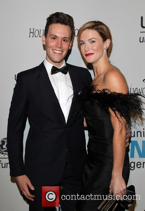 Matthew Hoffman and Bridget Regan 6