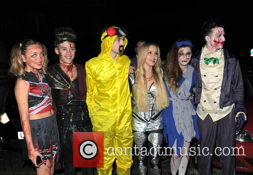 Lauren Platt, Mikey Bromley, Parisa Tarjomani, Betsy-blue English, Charlie George, Only The Young and Jack Walton 1