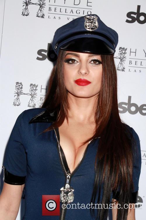 Bebe Rexha Hosts 'Hyde In The Dark Halloween'