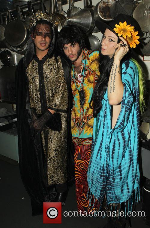 Ferras, Markus Molinari, Sarah Hudson and Adam Lambert 10