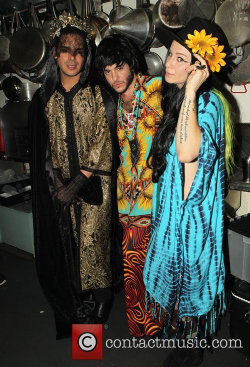 Ferras, Markus Molinari, Sarah Hudson and Adam Lambert 11