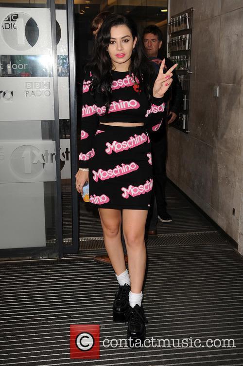 Charli XCX at Radio 1
