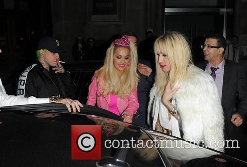 Rita Ora, Ricky Hilfiger and Nick Grimshaw 11
