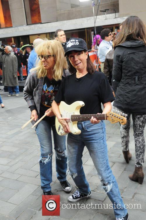 Hoda Kotb and Kathie Lee Gifford 2