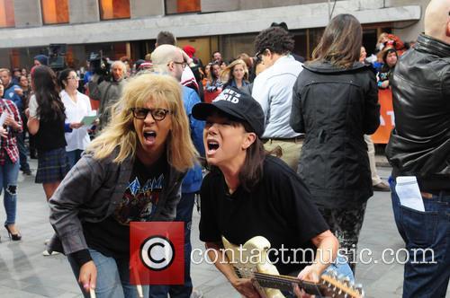Hoda Kotb and Kathie Lee Gifford 7