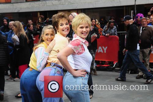 Meredith Vieira, Savannah Guthrie and Jenna Bush 3