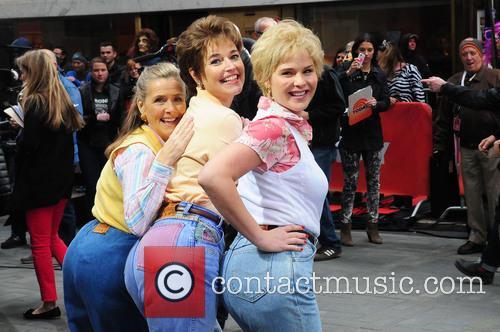 Meredith Vieira, Savannah Guthrie and Jenna Bush 4