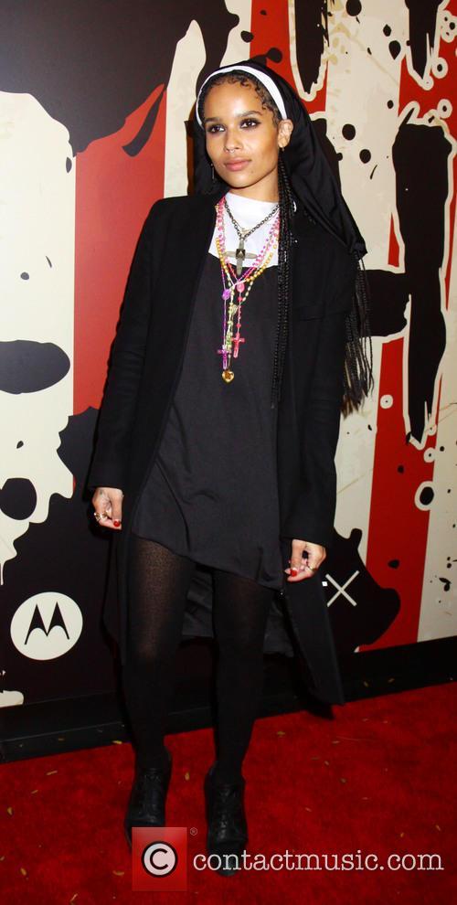 Zoe Kravitz 2