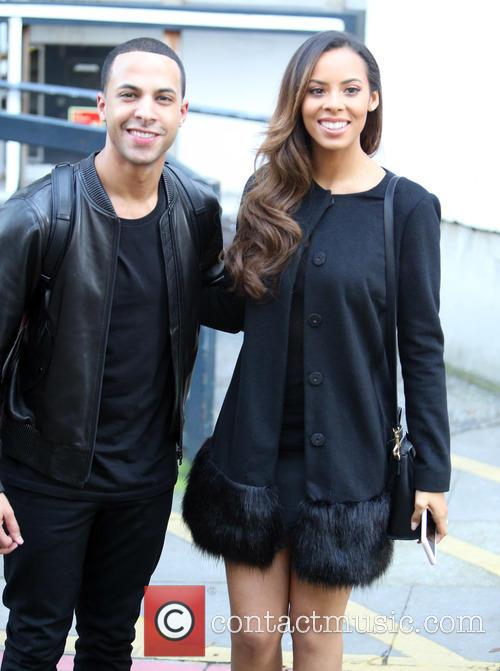 Rochelle Humes and Marvin Humes 11