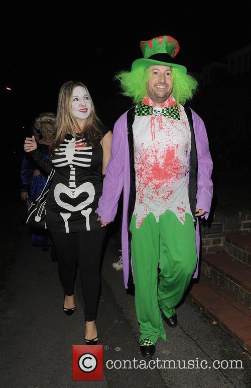 David Mitchell and Victoria Coren Mitchell 4
