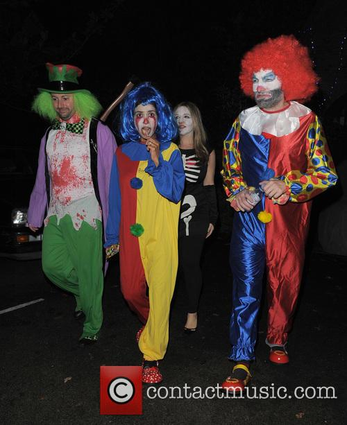 David Mitchell, Victoria Coren Mitchell, Konnie Huq and Charlie Brooker 5