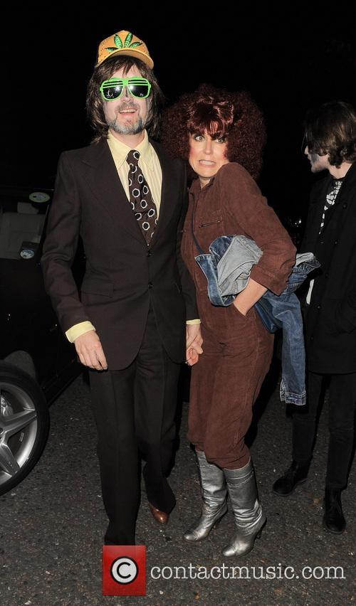 Jarvis Cocker and Camille Bidault-waddington 9