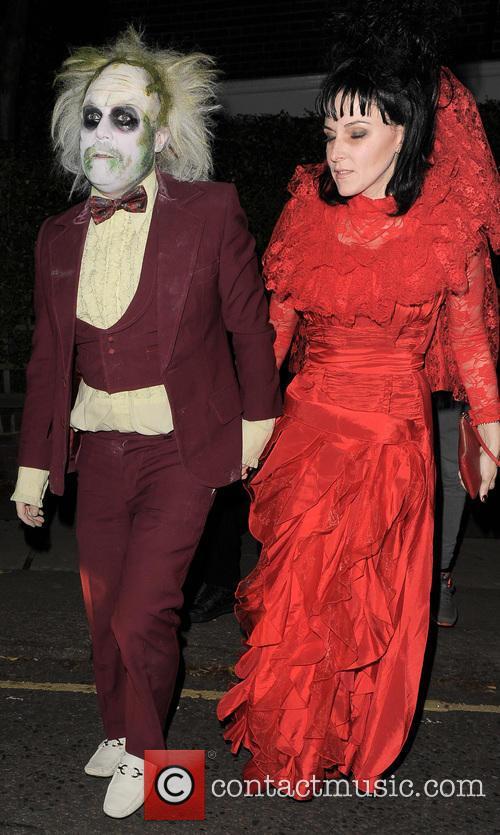 Leigh Francis and Jill Carter 3