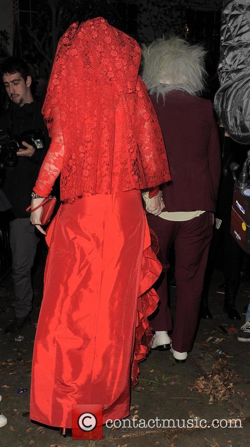 Leigh Francis and Jill Carter 7