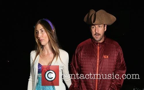 Adam Sandler and Jackie Sandler 3